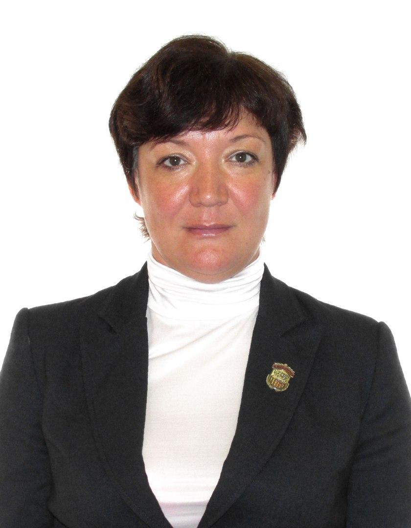 Горбунова Наталья Сергеевна