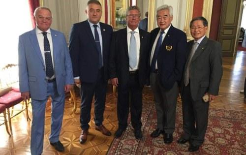50-летие Федерации таэквон-до Хорватии